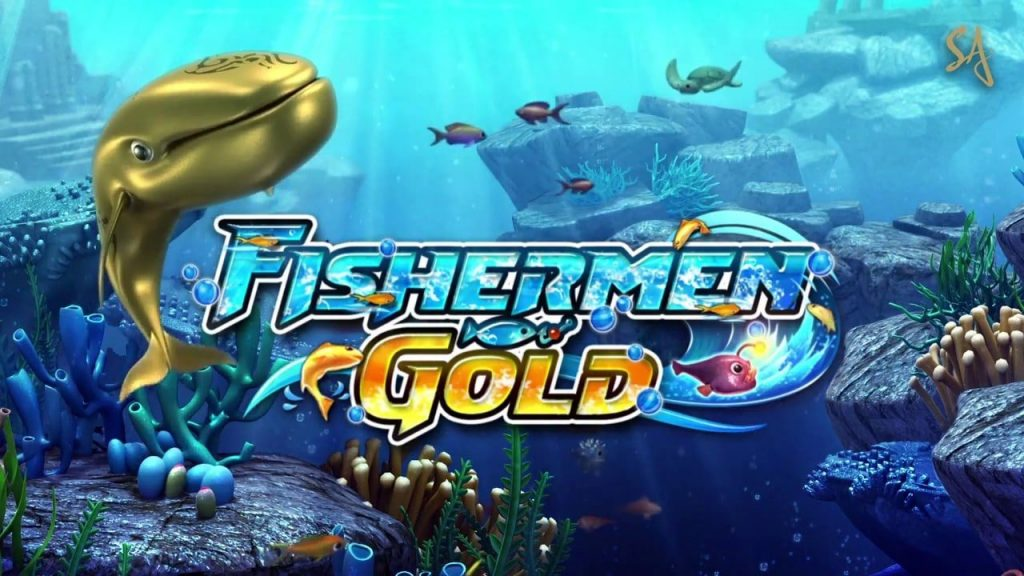 แนะนำเกม Fishermen gold
