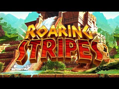 เล่นเกมสล็อต ROARING STRIPES