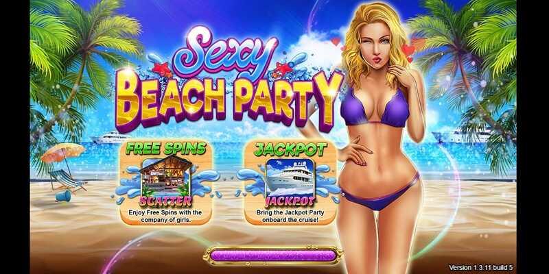 แนะนำ สล็อตSexy Beach Party
